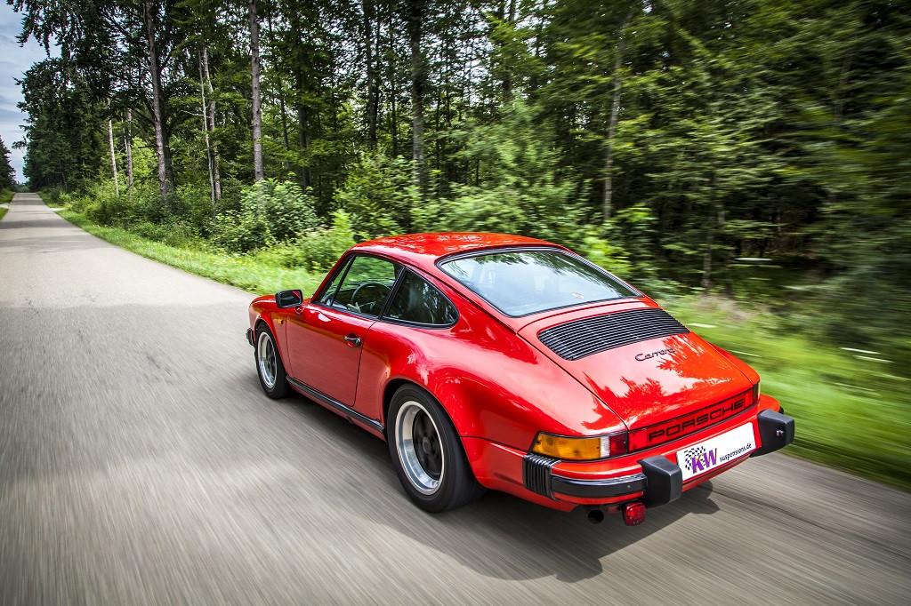 Porsche G-body Coilovers | KW suspensions US