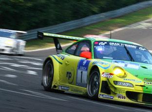 KW Nurburgring Porsche
