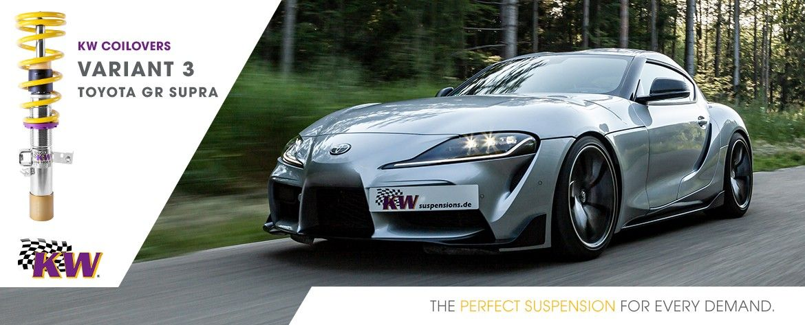 KW suspensions US | Coilovers, street and racing suspension