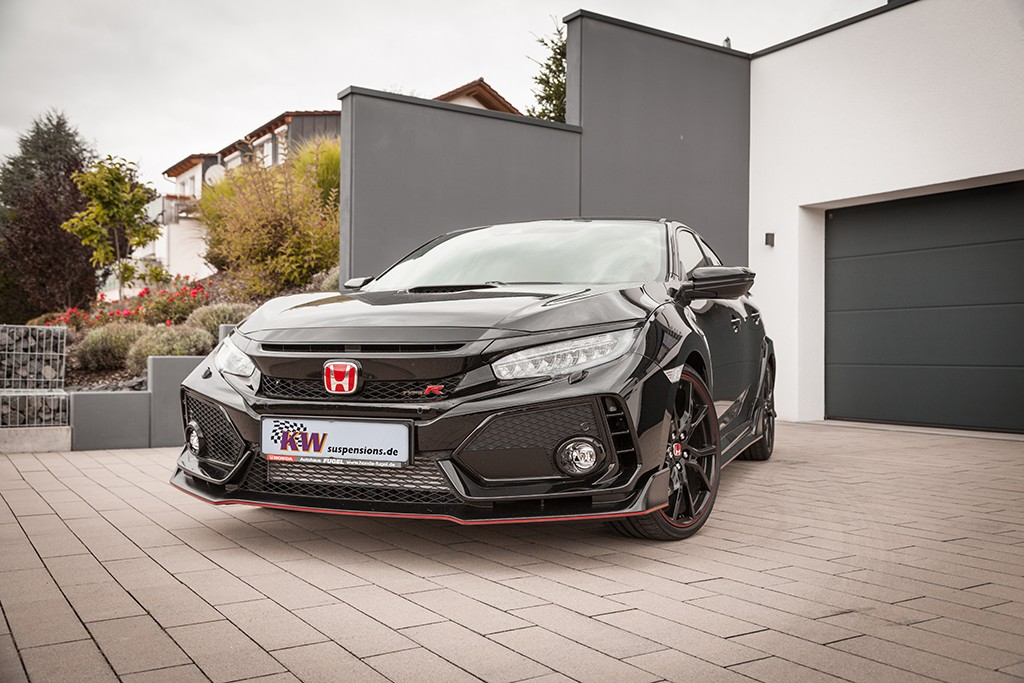 Civic Type R Coilovers Kw Suspensions Us